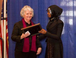 Peggy Camp - Award